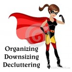 super organizer woman